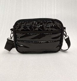 haute shore Drew noir small crossbody