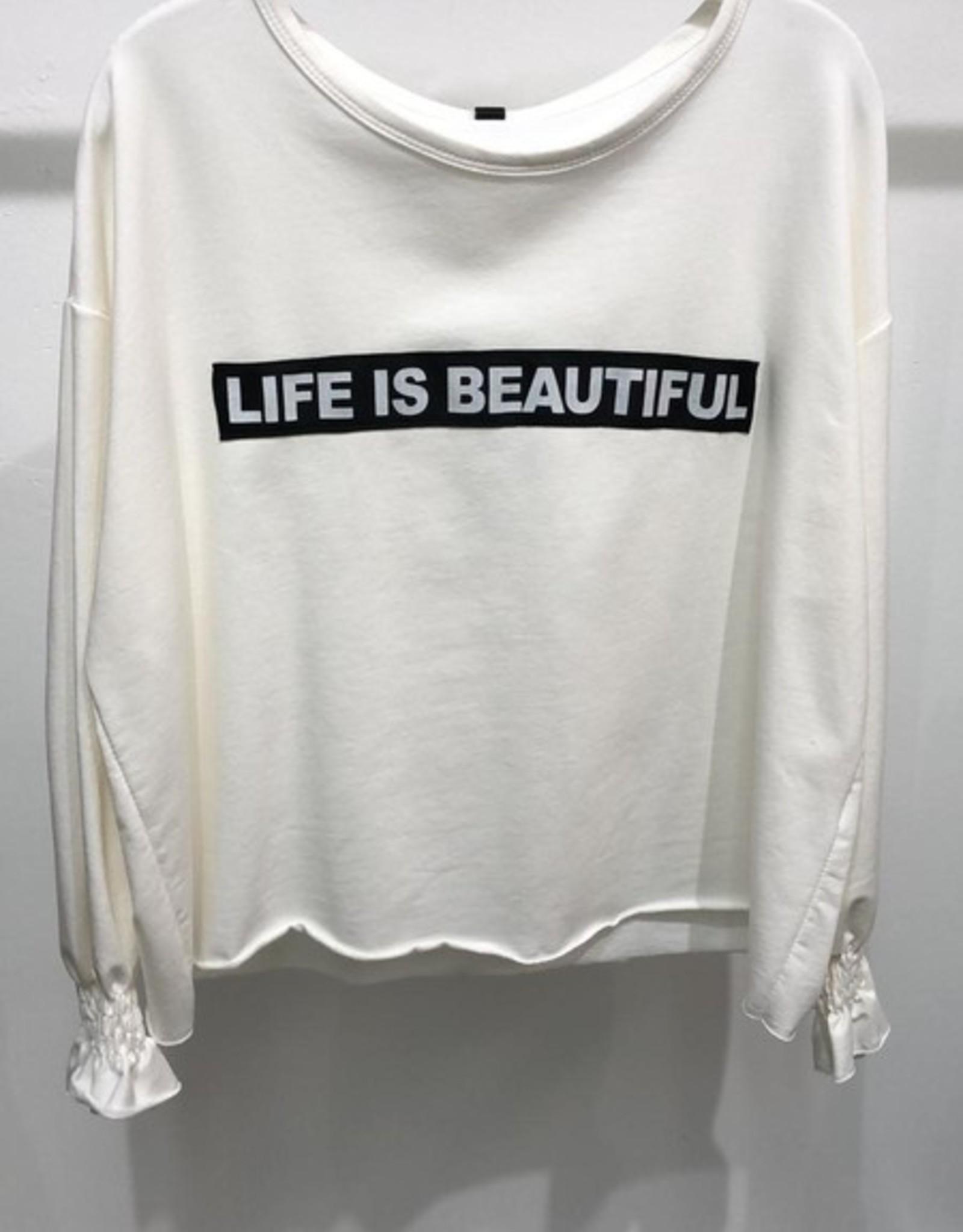 Life is beautiful top
