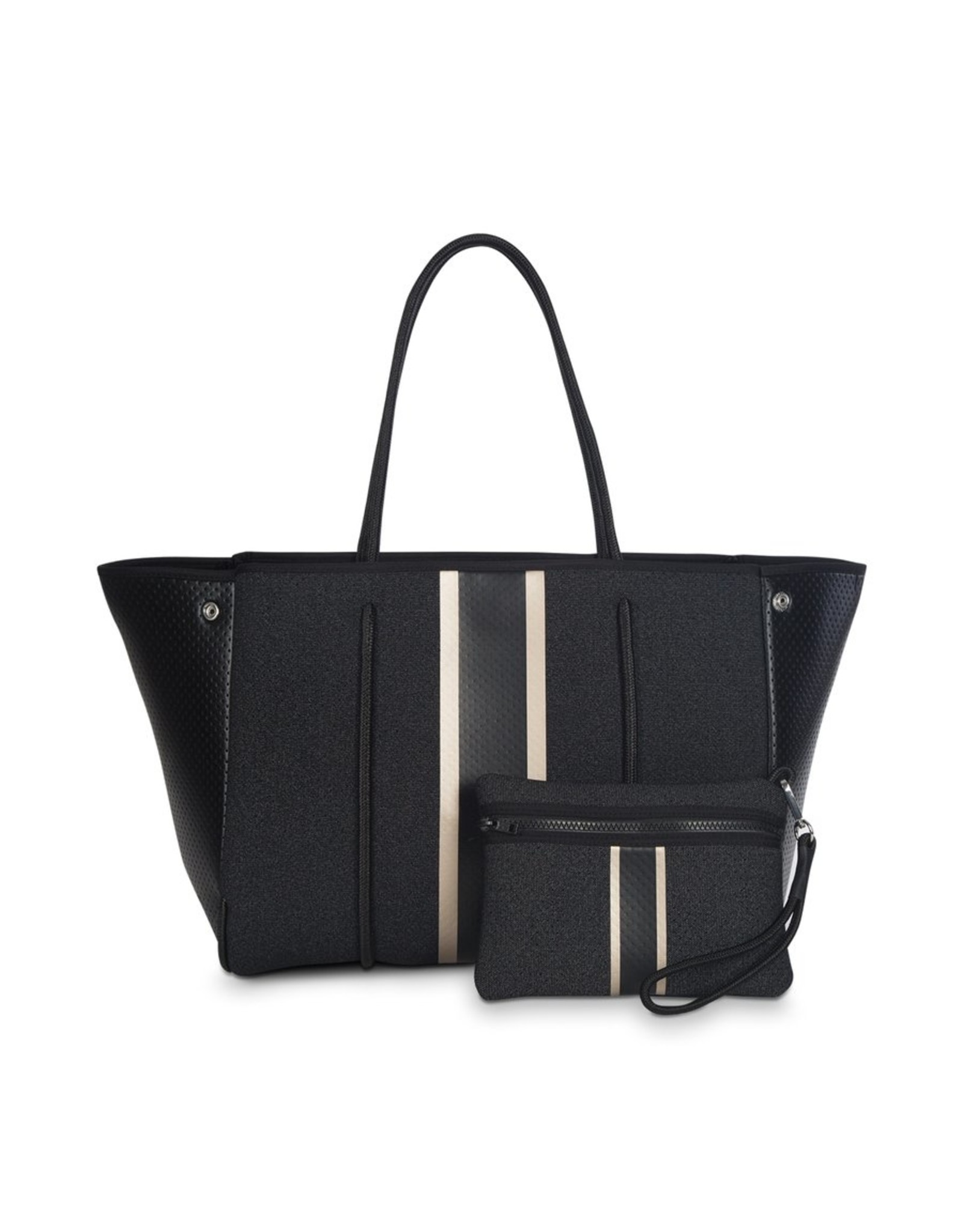 haute shore Black tote greyson grand