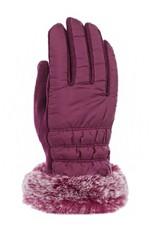 Puffer gloves