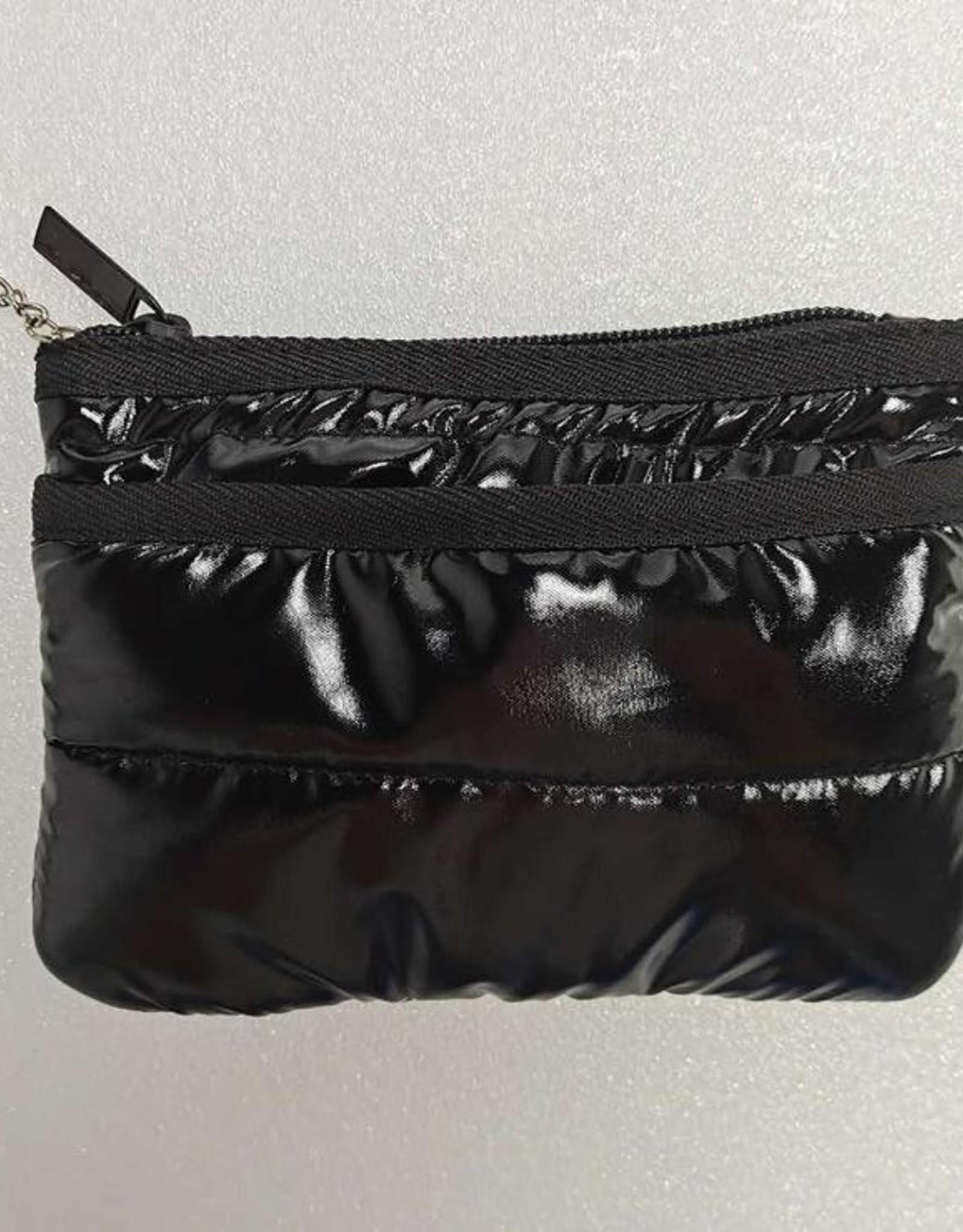 Max noir card/key case black