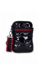 casey noir4 phone case red zipper