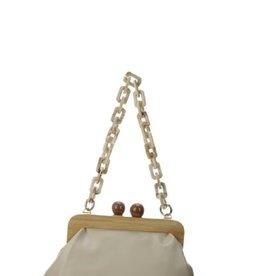 Tortoise strap bag