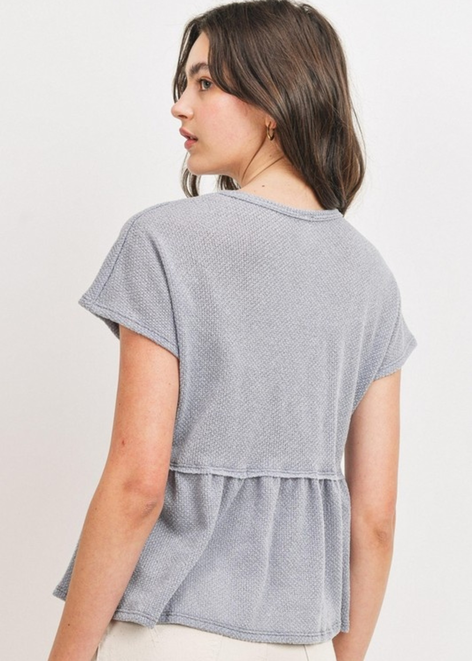 Button front thermal