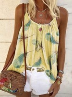 Feather tank 2 colors