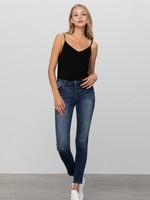 Clean skinny jean