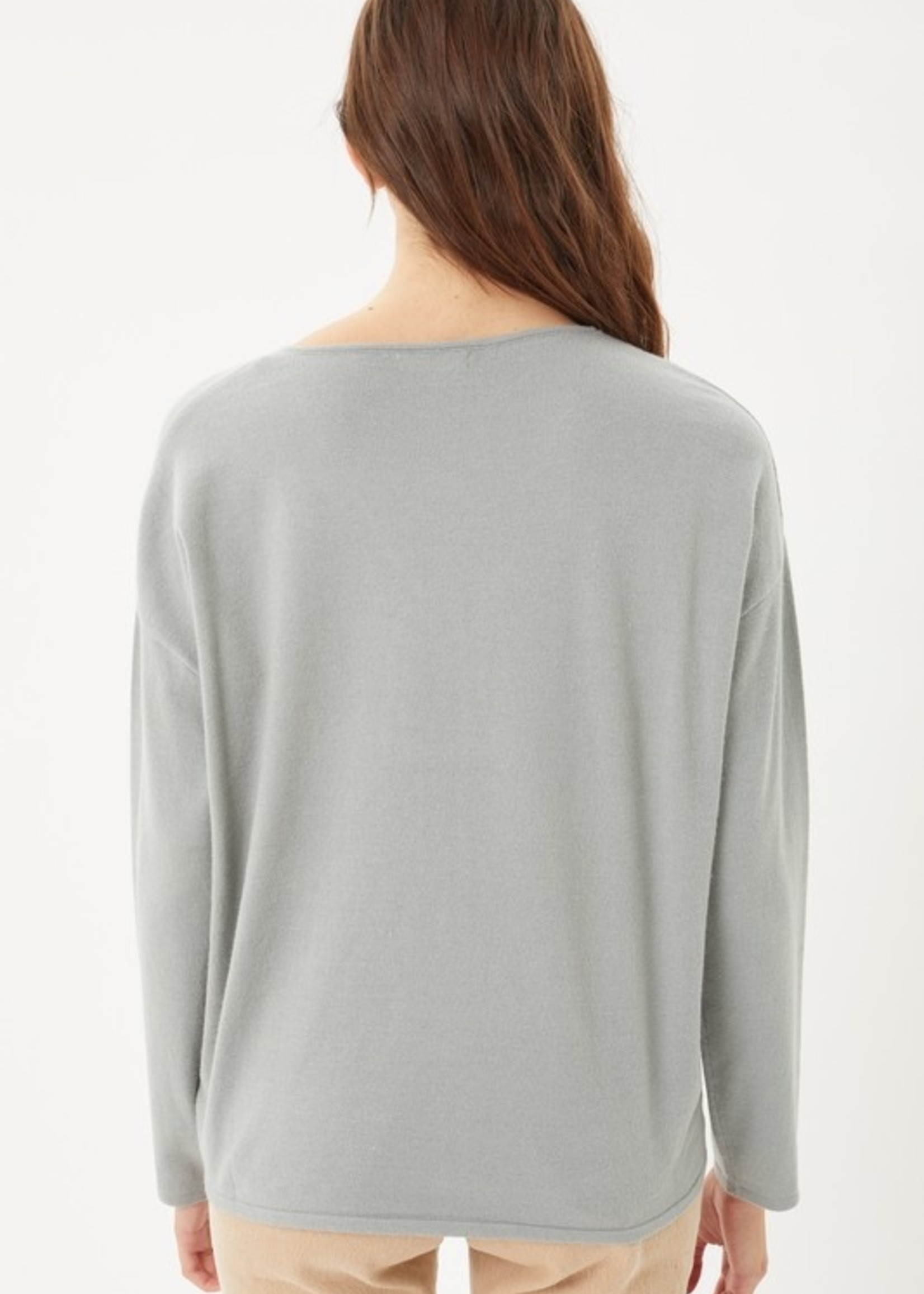 Ruched sweater 2 colors