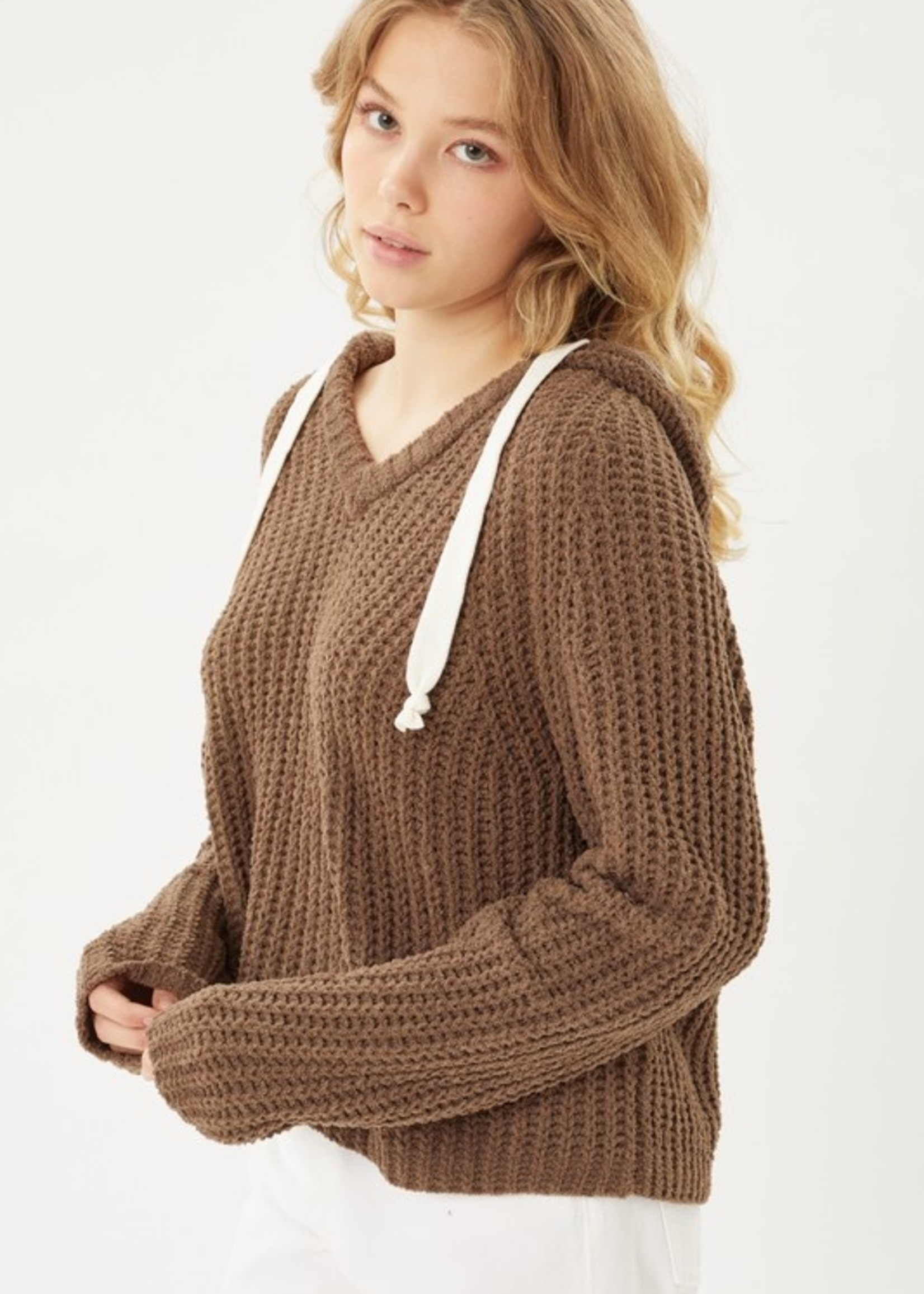 Pullover hoodie sweater 2 colors