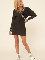 Sweater mini dress