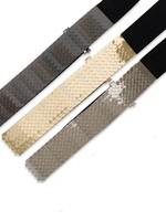 Metallic scale belt  +3 colors