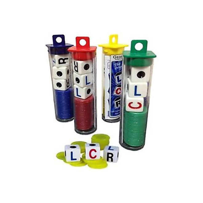 L-C-R: Tube