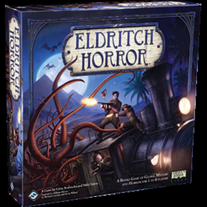 Eldritch Horror: Core Game