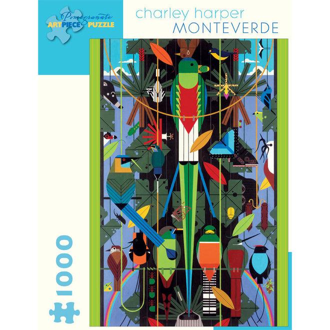 Charley Harper: Monteverde - 1000 pcs