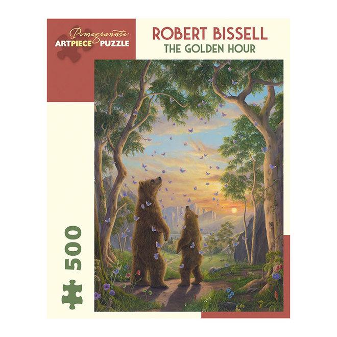 Robert Bissell: The Golden Hour - 500 pcs