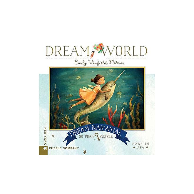 Dream World: Dream Narwhal Mini - 20 pcs