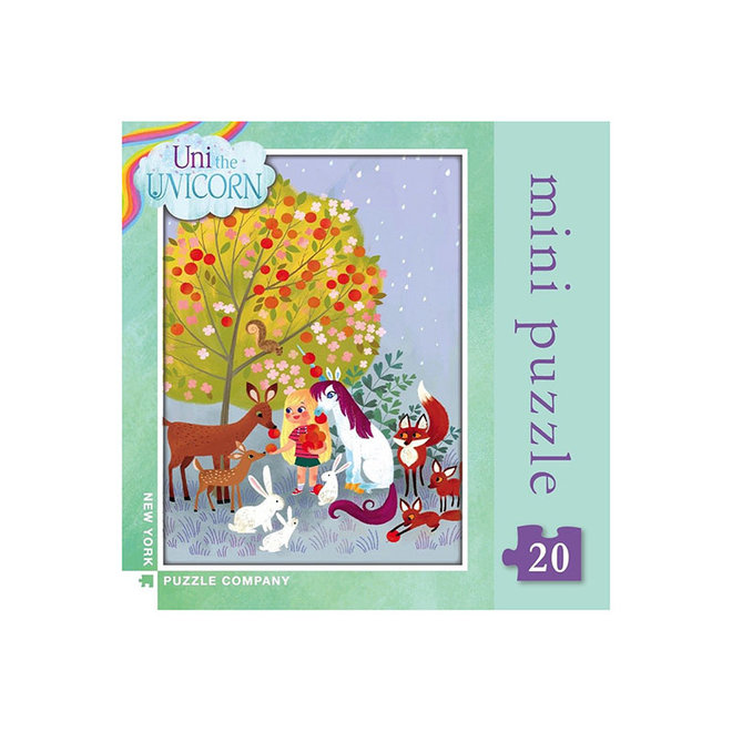 Uni the Unicorn: Forest Creatures Mini - 20 pcs