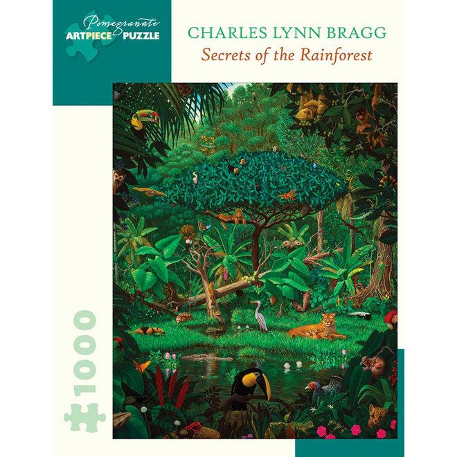 Charles Lynn Bragg: Rainforest - 1000 pcs