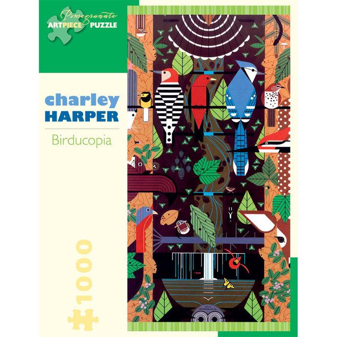 Charley Harper: Birducopia - 1000 pcs