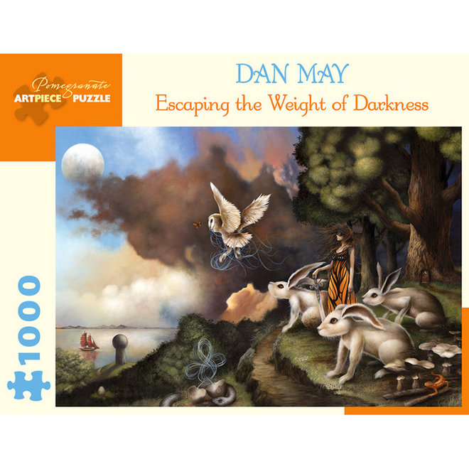Dan May: Escaping the Weight of Darkness - 1000 pcs