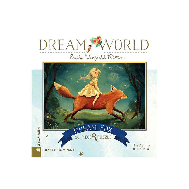 Dream World: Dream Fox Mini - 20 pcs