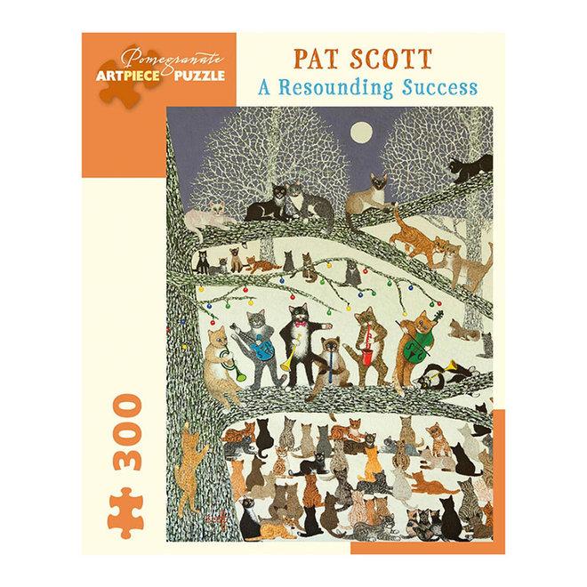 Pat Scott: A Resounding Success - 300 pcs