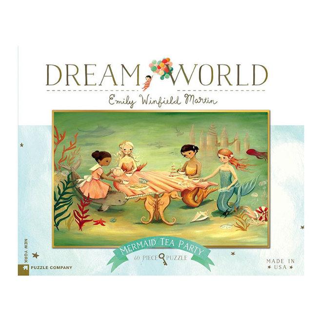 Dream World: Mermaid Tea Party - 60 pcs