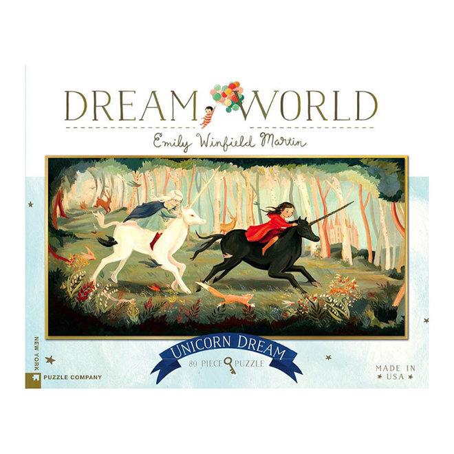 Dream World: Unicorn Dream - 80 pcs