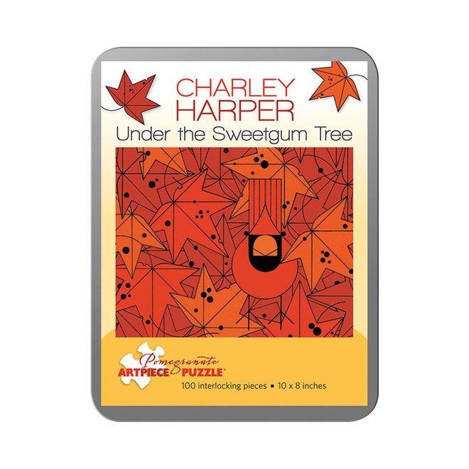 Charley Harper: Under the Sweetgum Tree - 100 pcs