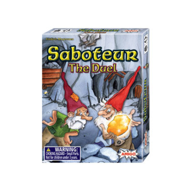 Saboteur: The Duel
