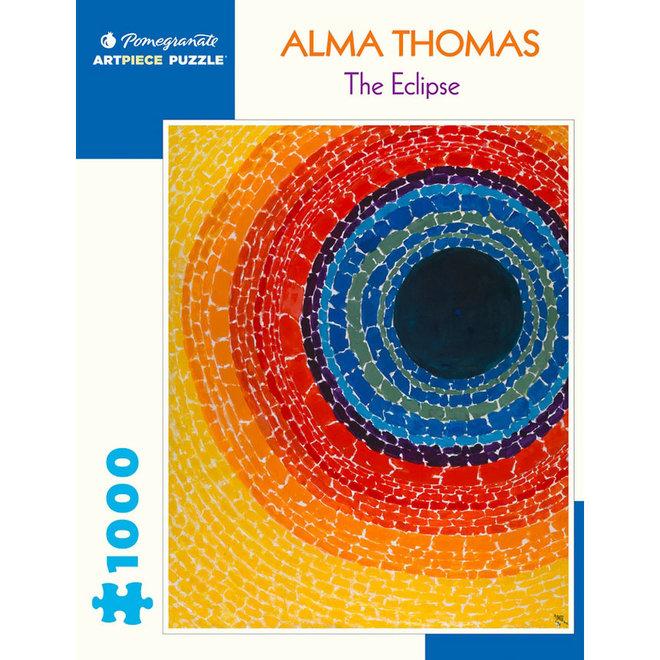 Alma Thomas: The Eclipse - 1000 pcs