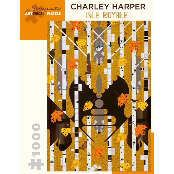 Charley Harper: Isle Royale - 1000 pcs