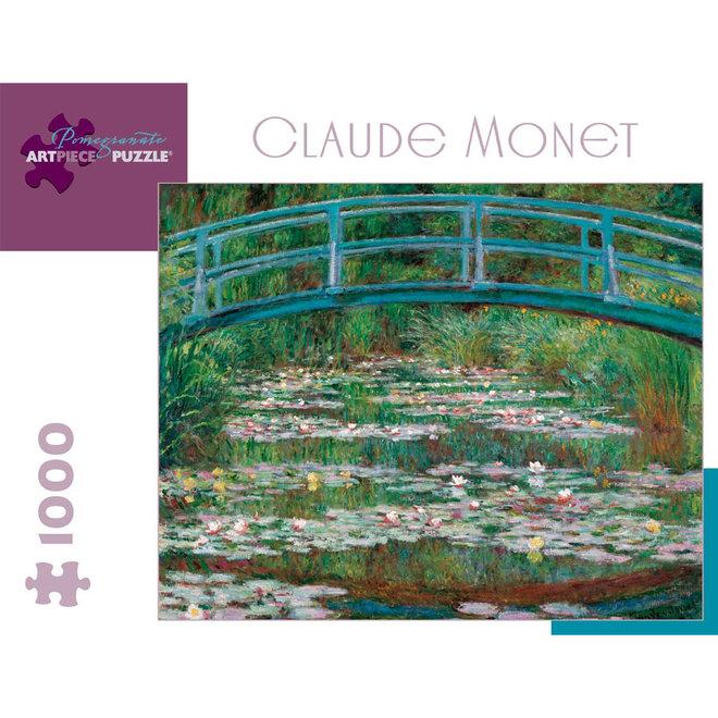 Claude Monet: The Japanese Footbridge - 1000 pcs