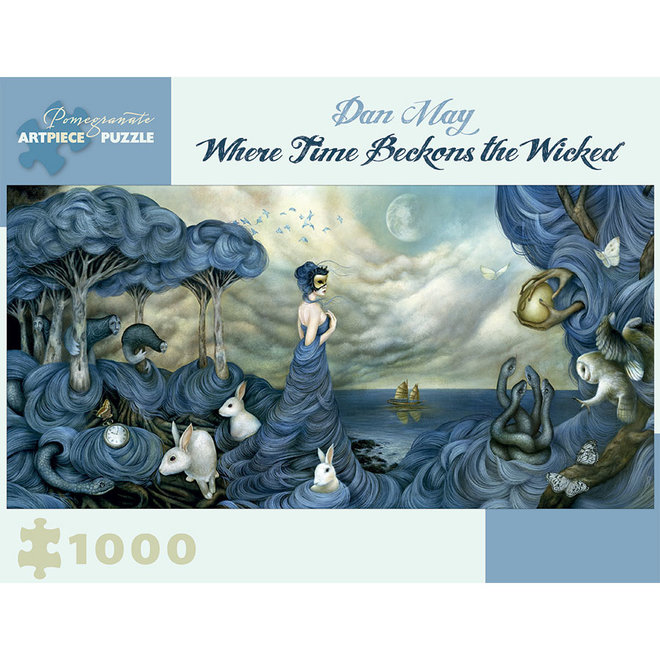 Dan May: Where Time Beckons the Wicked - 1000 pcs