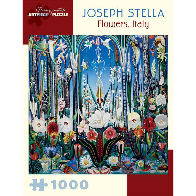 Joseph Stella: Flowers, Italy - 1000 pcs