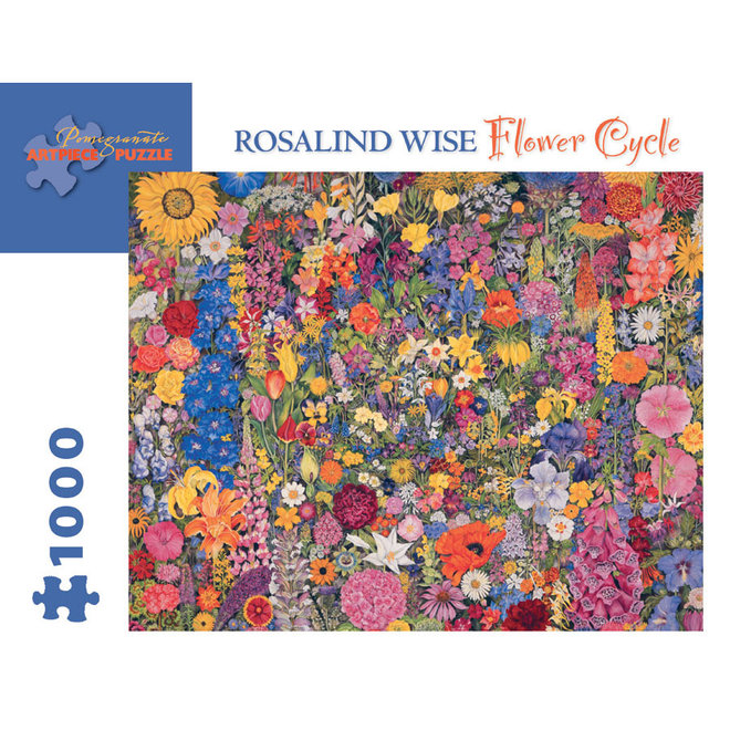Rosalind Wise: Flower Cycle - 1000 pcs