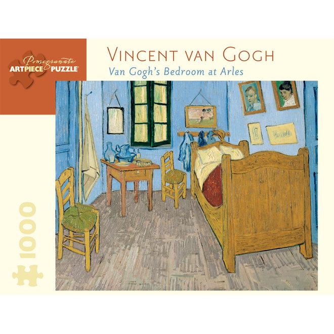 Vincent Van Gogh: Bedroom at Arles - 1000 pcs