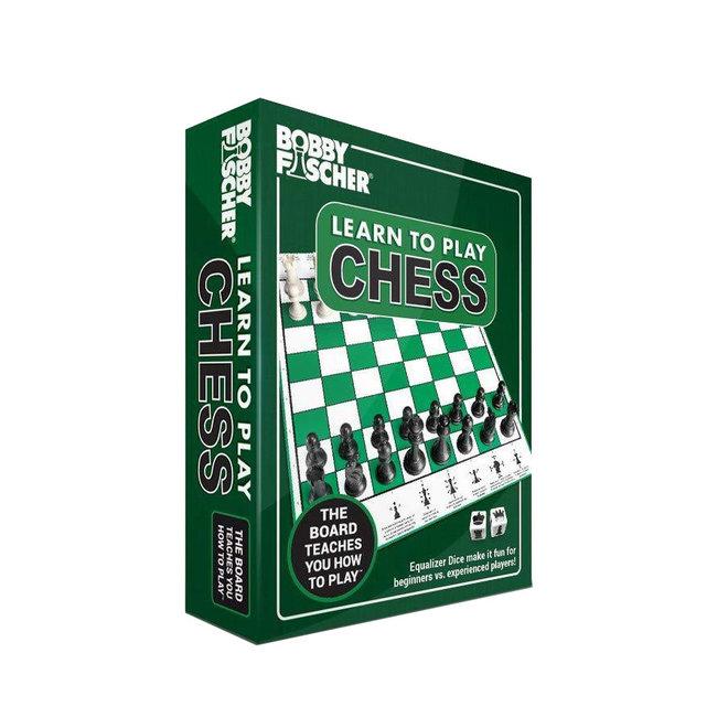 Bobby Fischer Chess Set