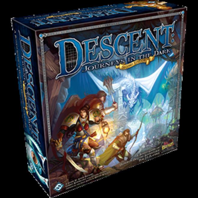 Descent Journeys in the Dark 2nd Edition