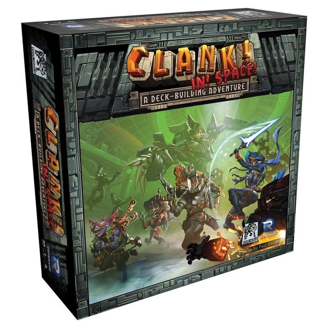 Clank!: In! Space!
