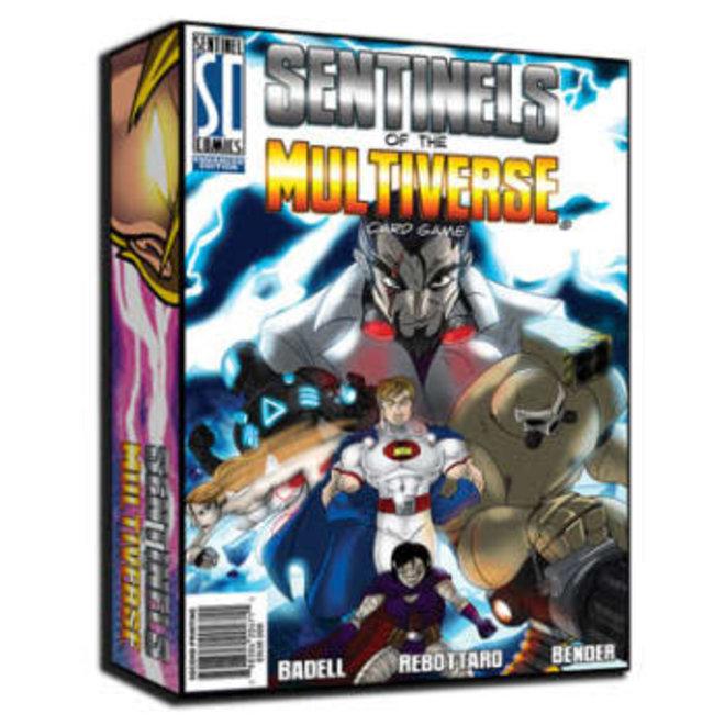 Sentinels of the Multiverse: Enhanced Ed