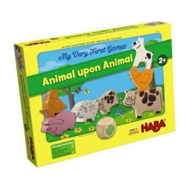 My Very First Games: Animal Upon Animal