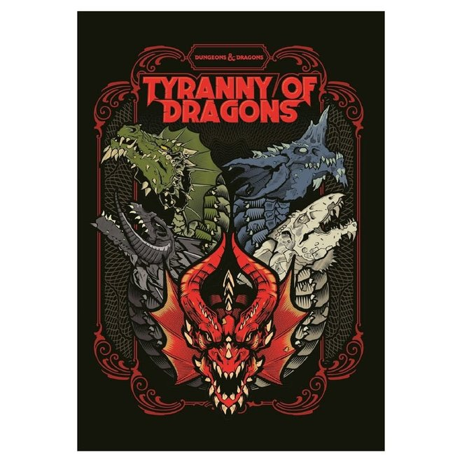 D&D: Tyranny of Dragons