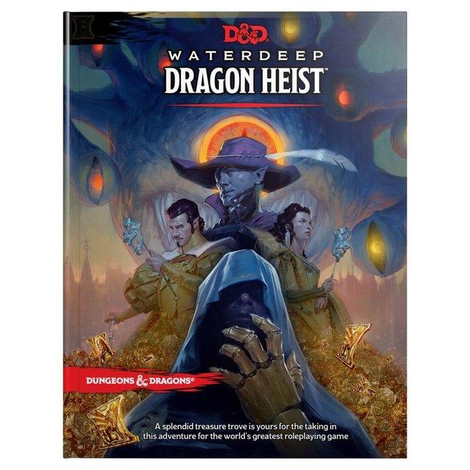 D&D: Waterdeep - Dragon Heist