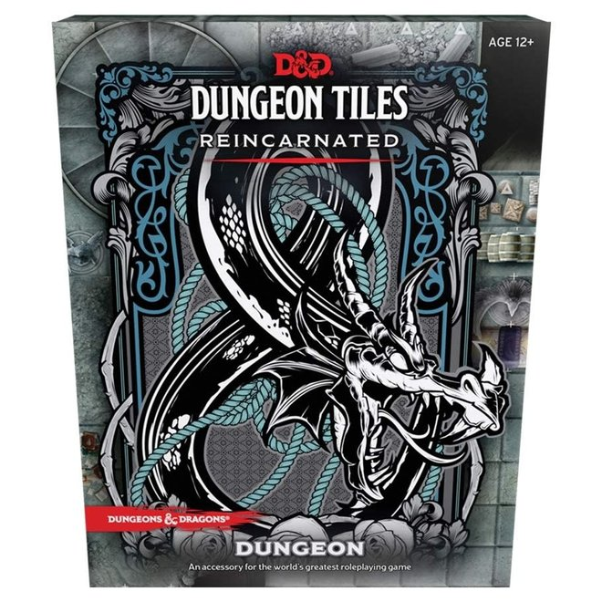 Dungeon Tiles: Dungeon