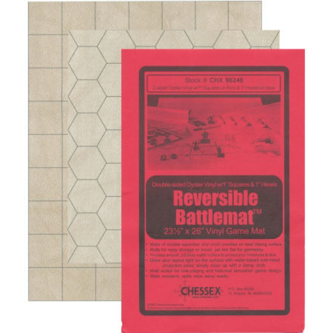 Double-Sided Battlemat