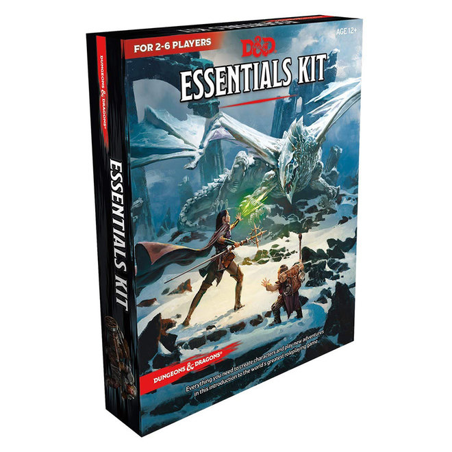 D&D: Essentials Kit