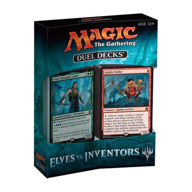 MtG: Duel Decks - Elves vs. Inventors
