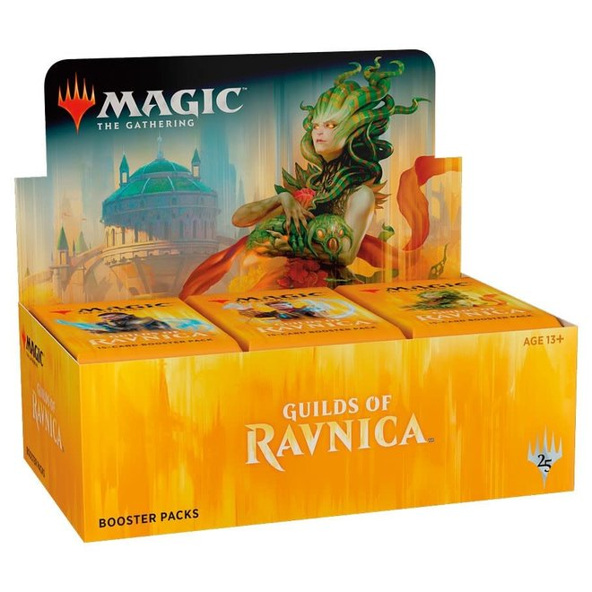 MtG: Guilds of Ravnica - Draft Booster Box