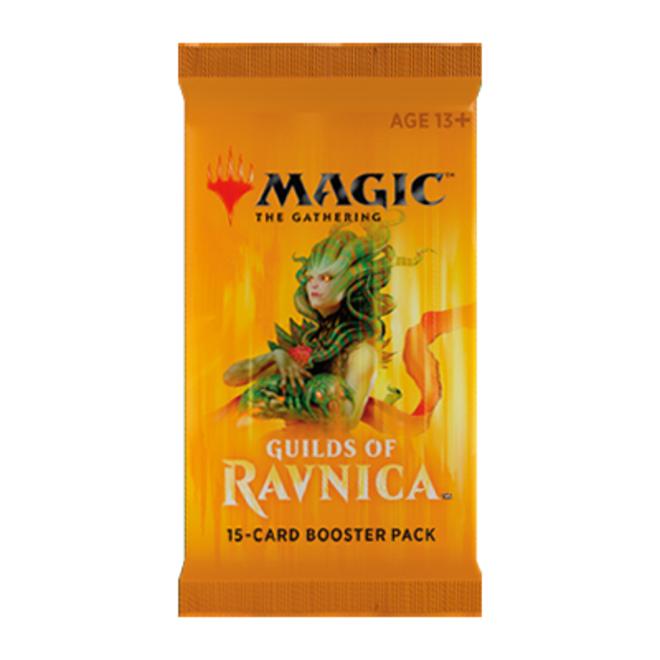 MtG: Guilds of Ravnica - Draft Booster Pack
