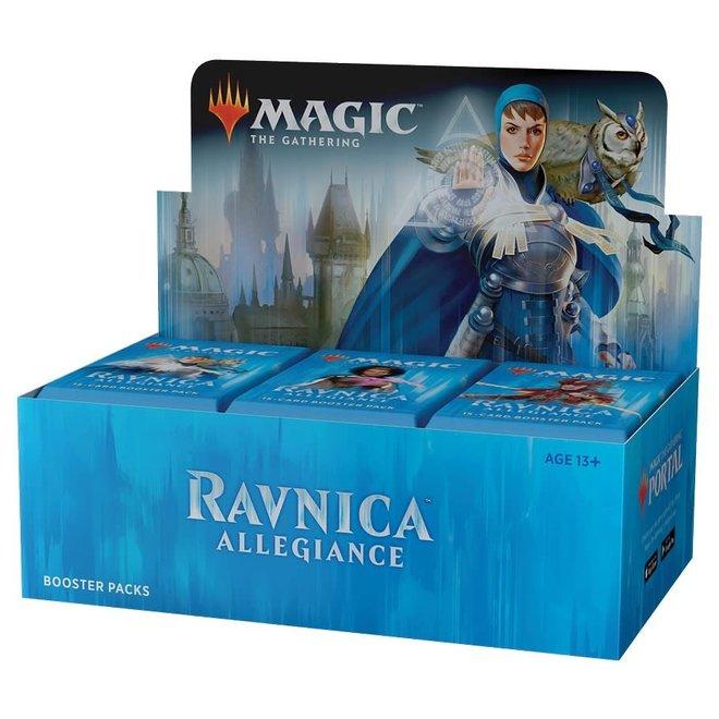 MtG: Ravnica Allegiance - Draft Booster Box
